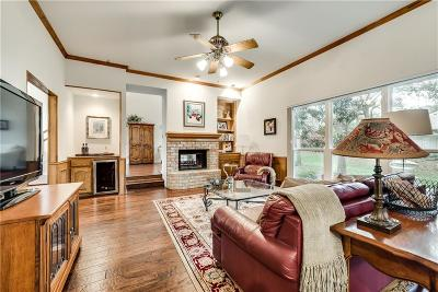 Highland Village Single Family Home Active Contingent: 2730 Quail Ridge Court