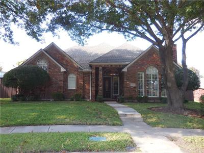 Plano TX Single Family Home Active Option Contract: $434,900