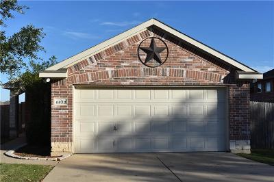 Fort Worth Single Family Home For Sale: 6832 Turtle Stream Drive