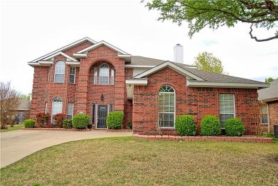 Rockwall Single Family Home For Sale: 838 Bear Branch Court