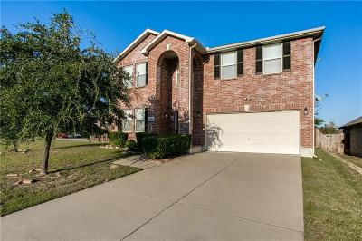 Frisco Single Family Home Active Option Contract: 13062 Galaxy Drive