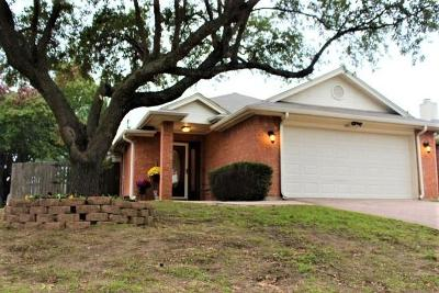 Cedar Hill Single Family Home For Sale: 601 Alabaster Place