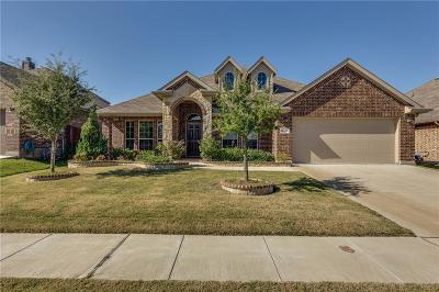 Fort Worth Single Family Home For Sale: 7105 Truchas Peak Trl Trail