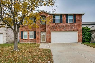 Single Family Home For Sale: 1833 Lariat Drive