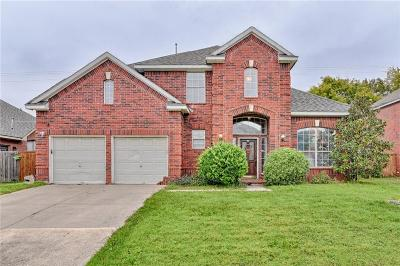 Grand Prairie Single Family Home For Sale: 556 Salisbury Drive