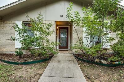 Single Family Home For Sale: 1836 Addington Drive