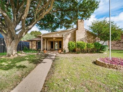 Garland Single Family Home For Sale: 3122 Meadowood Drive