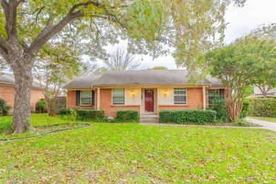 Richardson Single Family Home For Sale: 106 S Gentle Drive