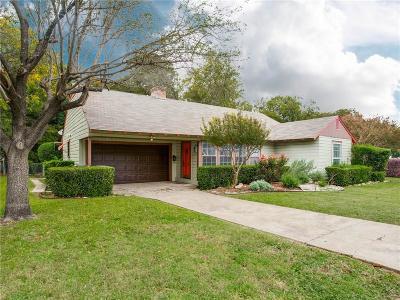 Single Family Home For Sale: 5815 Ravendale Lane
