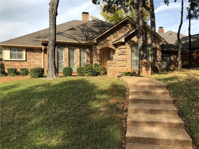 Arlington Single Family Home For Sale: 4701 Willow Park Drive