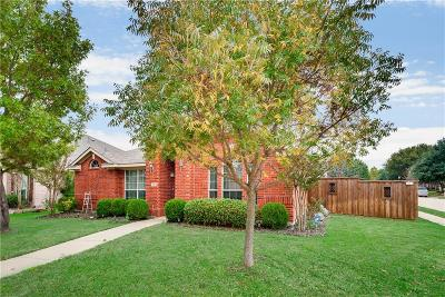 Mckinney Single Family Home Active Contingent: 5313 Golden Wheat Lane