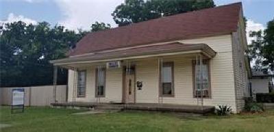 Mckinney Single Family Home For Sale: 902 S Chestnut Street