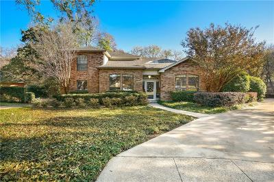 Arlington Single Family Home For Sale: 4021 Cross Bend Drive