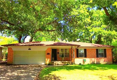 Single Family Home For Sale: 6611 Highgate