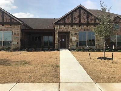 Prosper Townhouse For Sale: 1060 Firewheel Lane
