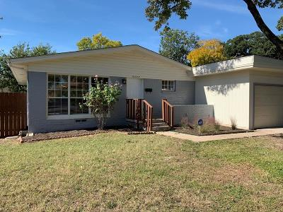 Dallas, Addison Single Family Home For Sale: 10777 Brockbank Drive