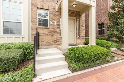 Addison Townhouse Active Option Contract: 3889 Asbury Lane