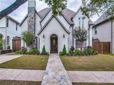 Fort Worth Single Family Home For Sale: 5212 Collinwood Avenue