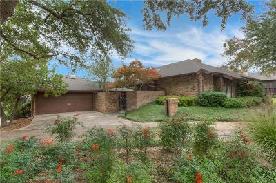 Fort Worth Single Family Home For Sale: 2145 Fountain Square Drive