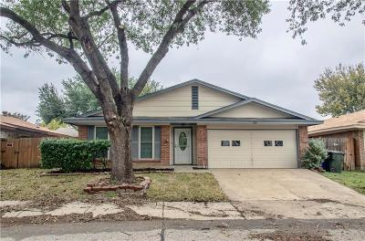 Carrollton Single Family Home For Sale: 2211 Versailles Drive