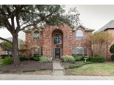 Dallas Single Family Home For Sale: 4448 Voss Hills Place