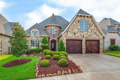 Colleyville Single Family Home Active Option Contract: 6117 Rock Dove Circle