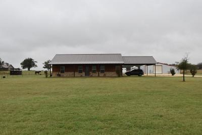 Stephenville Single Family Home For Sale: 880 County Road 431