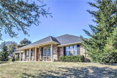 Weatherford Single Family Home For Sale: 3505 Four Trees Drive
