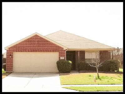 Aubrey Single Family Home For Sale: 1808 Morning Dove