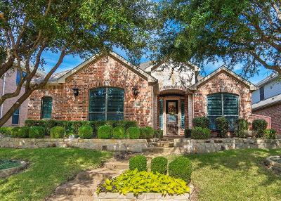 Allen Single Family Home For Sale: 1908 Marshall Drive