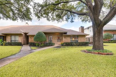 Fort Worth Condo For Sale: 5836 Westhaven Drive #A