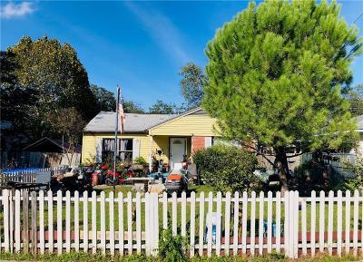Single Family Home For Sale: 3851 Durango Drive