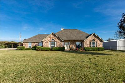Wise County Single Family Home For Sale: 844 County Road 3696