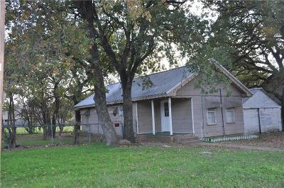 Stephenville TX Single Family Home Active Option Contract: $59,000