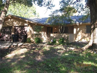 Fort Worth Single Family Home For Sale: 3105 Conejos Drive