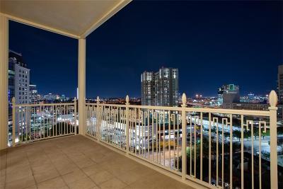 Dallas TX Condo For Sale: $2,050,000
