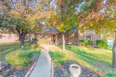 Rockwall Single Family Home For Sale: 416 E Coachlight Trail