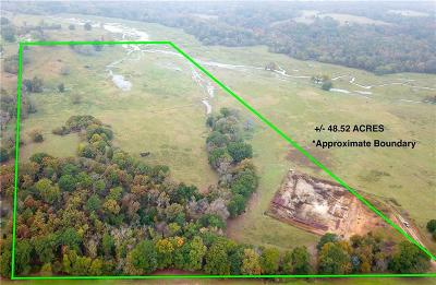 Athens Farm & Ranch For Sale: Tbd S Hwy 19