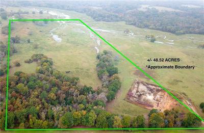 Cedar Creek Lake, Athens, Kemp Farm & Ranch For Sale: Tbd S Hwy 19