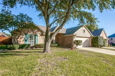Flower Mound Single Family Home For Sale: 1828 Sumac Drive