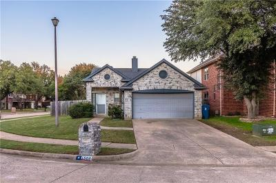Flower Mound Single Family Home Active Option Contract: 1668 Prescott Circle