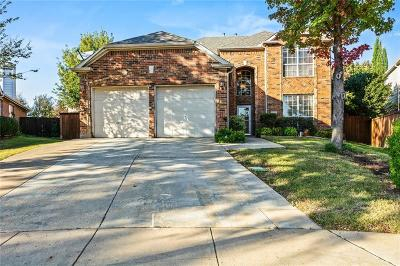 Mckinney Single Family Home Active Option Contract: 2200 Tralee Circle