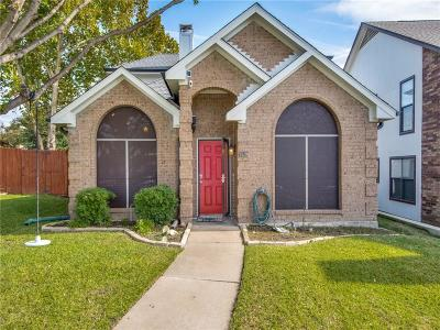 Carrollton Single Family Home For Sale: 1534 Knollview Lane
