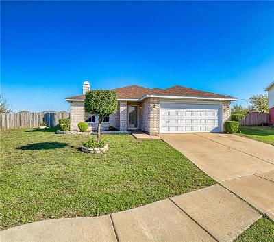 Fort Worth Single Family Home For Sale: 500 Oriel Circle
