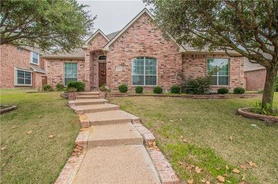 Wylie Single Family Home For Sale: 1610 Boxwood Lane