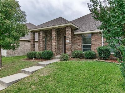 Wylie Half Duplex Active Option Contract: 2217 Colby Lane