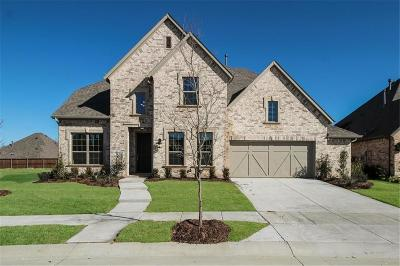 Little Elm Single Family Home For Sale: 9913 Compass Rose