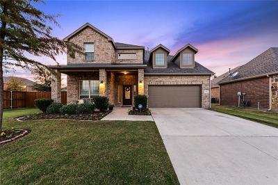 McKinney Single Family Home For Sale: 1124 Seclusion Cove Drive