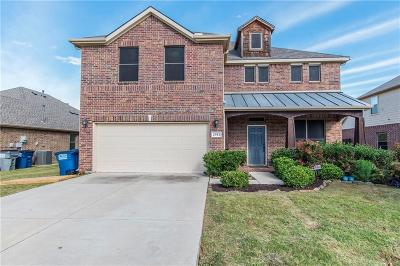 Little Elm Single Family Home For Sale: 2913 Cattle Baron Drive