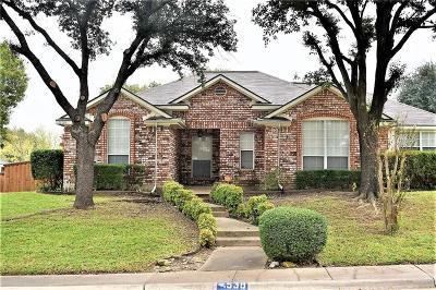 Desoto Single Family Home Active Option Contract: 538 Kelsie Lane